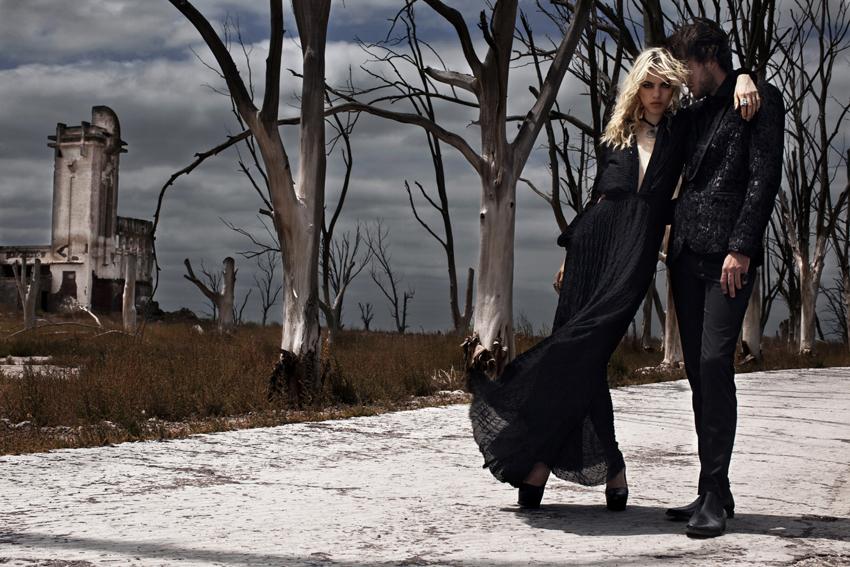 Ona Saez Ad Campaign FW14 - Os12