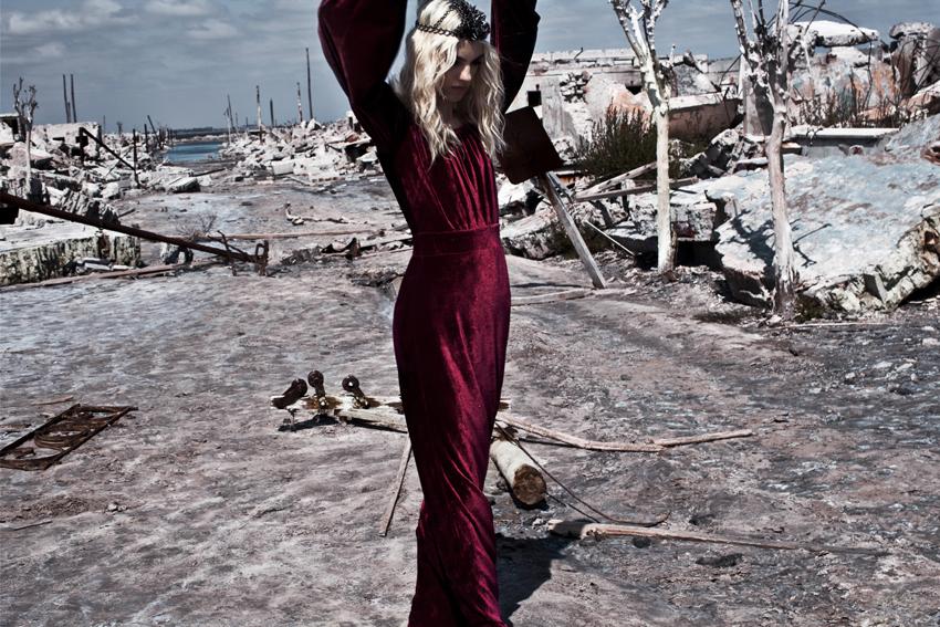Ona Saez Ad Campaign FW14 - Os17