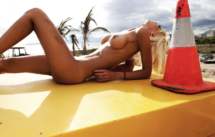 Playboy Calendar L.A. - L.a1